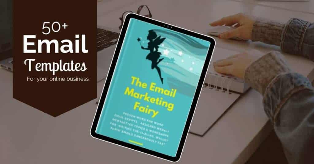 email marketing fairy