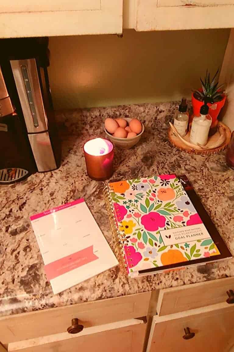 Cultivate What Matters Powersheets – The Intentional Goal Planner